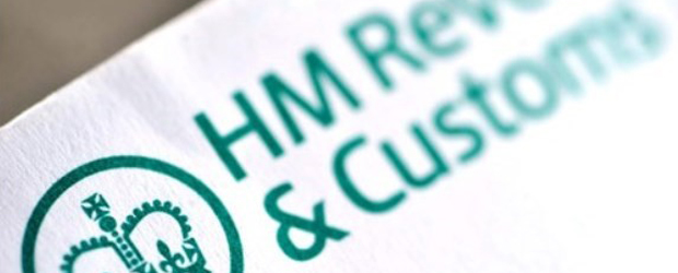 HMRC and Crown Logo Closeup for Payslip Policy 2019 Legislation