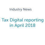 Making Tax Digital reporting to start in April 2018