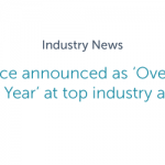 First Freelance announced as 'Overall Provider of the Year' at top industry awards